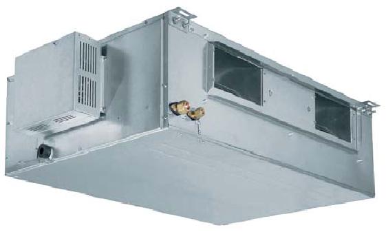 Freemulti multisplit inverter hydro tecnique - Clima canalizzato ...
